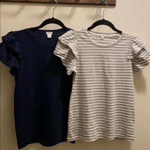 Crewcuts T-shirts 2 for 14